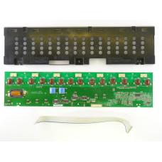 "Инвертор Logah VIT1060.50 REV:1, 24V, 37"" для телевизора Samsung LE37A451C1, Б/У"