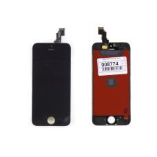 Дисплей с тачскрином Apple iPhone 5C черный AAA