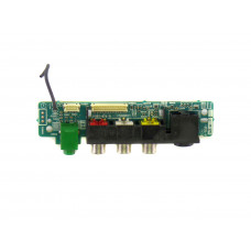 S-Video, AV, Audio, Sony, 1-867-670-11, SONY KLV-S40A10, Б/У