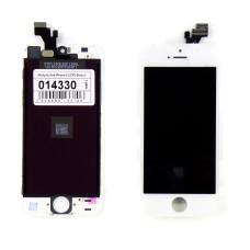 Дисплей с тачскрином Apple iPhone 5/5G белый (JDF)