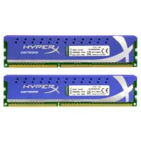 Память DIMM DDR3 Kingston 2+2Gb, 1600 МГц (PC3-12800), Б/У