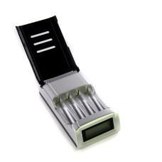 Зарядное устройство C905W, 4 слота, LCD для AA/AAA NiCd Nimh аккумуляторов