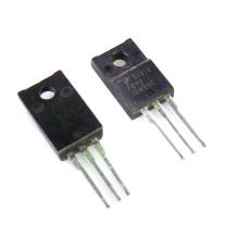 Транзистор FQPF10N90C полевой, N-канал, 900 В, 10 А, TO-220F