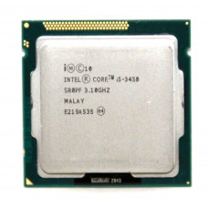 Процессор Intel Intel Core i5 3450 3.1 ГГц Socket LGA1155, C/T 4/4, Ivy Bridge, TDP 77W, Б/У