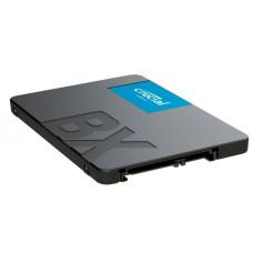 "SSD Crucial BX500 2.5"", 120 Гб, SATA III, MLC, 340/290 Мб/сек"