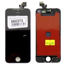 Дисплей с тачскрином Apple iPhone 5/5G черный AAA (Foxconn)