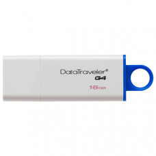 USB диск Kingston DTIG4/16GB 16Gb, USB 3.0, W=10Mb/s R=40Mb/s