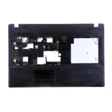 Верхняя часть корпуса AP0EZ0002001 для ноутбука Lenovo IdeaPad G560, G565 черная, Б/У, Есть дефекты