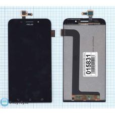 Дисплей с тачскрином Asus ZenFone Max ZC550KL черный (Asus)