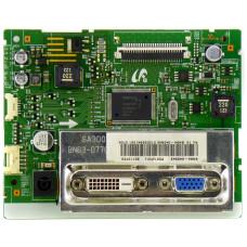 Мат. плата BN96-04264E (BN41-01592B-CN400) для Samsung S22A300B, Б/У, неисправная