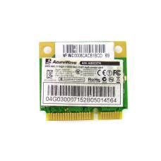 Беспроводной модуль Wi-Fi+Bluetooth Anatel AR5B195 mini PCI-E 2.4 ГГц 150 Мбит/с Bluetooth 3.0 для ноутбука, Б/У