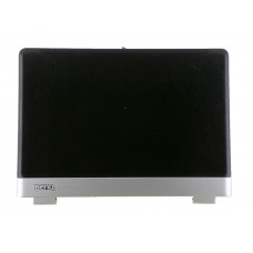 Крышка матрицы 37CH3LCBQ00_3A для ноутбука Benq Joybook S41 темно-коричневая, Веб-камера, Б/У