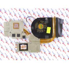Вентилятор для Acer Aspire 4730 4930 5530 5935 5940 Extensa 4630, ZC055515VH-6A, 3pin, с радиатором,
