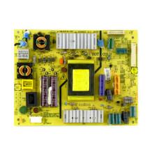 Плата питания 168P-P39EQL-HCW (E249823) для телевизора ERRISON 39LES66, Б/У