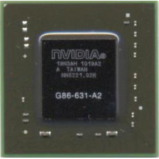 Видеочип nVidia GeForce 8400M GS (1019A2)