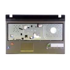 Верхняя часть корпуса 39.4MF01.XXX (WIS604MF23) для ноутбука Acer Aspire 5560 5560G черная, Б/У