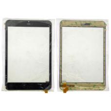 Тачскрин FPC-TP785030-00 для Oysters T82, RoverPad Air 7.85 3G, Acme TB807-3G черный с рамкой