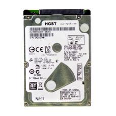 "Жесткий диск 2.5"" Hitachi Z5K500-500, 500 Гб, SATA-III 6Gbit/s, 5400 об/мин, 16 Мб, Б/У"
