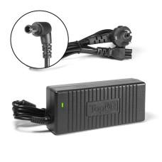 Блок питания TOP-SY07 19.5V 6.2A (6.5x4.4 мм с иглой) сетевой для моноблока Sony Vaio All-in-One Touchscreen VPCJ, VGC-LA Series (TopON)