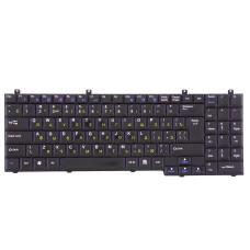 Клавиатура для ноутбука DNS 9270D черная Б/У