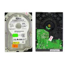 "Жесткий диск 3.5"" Western Digital WD800JB, 80 Гб, PATA-100, 7200 об/мин, 8 Мб, Б/У"