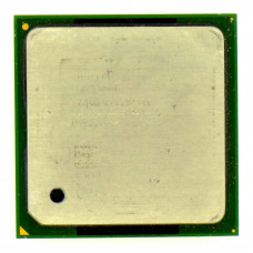 Процессор Intel Celeron 2.4 ГГц Socket 478, Northwood-128, TDP 73W, Б/У