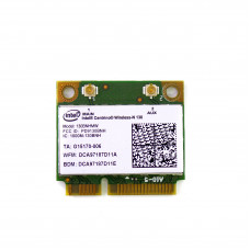 Беспроводной модуль Wi-Fi+Bluetooth Intel 130BNHMW mini PCI 2.4 ГГц 150 Мбит/с Bluetooth 3.0 для ноутбука Samsung RC530, Б/У