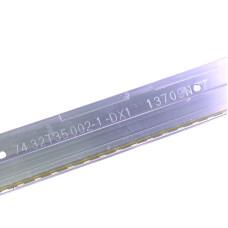 """Подсветка LED 32"""" 74.32T35.002-1-DX1, 60LED, 698мм для Sony KDL-32W603A (T320XVF05.0), Б/У"""