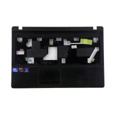 Верхняя часть корпуса 13GN7BCAP012-1 для ноутбука Asus K54L черная, Б/У, Есть дефекты