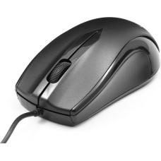 Мышь проводная Gembird MUSOPTI9-905U, оптический, 2 + колесо-кнопка, 1000dpi, черный
