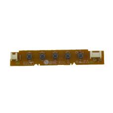 Плата кнопок L1752-L1952-KEY 68709C0893E для монитора LG L1752, L1952, Б/У