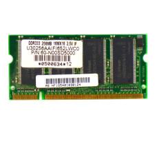 Память SODIMM DDR 256Mb 333 МГц (PC-2100) 2.5V, Б/У