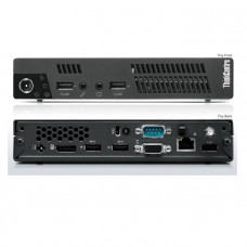 Компьютер мини-ПК Lenovo ThinkCentre A1 M72E, G2020T, 4Gb, HD Graphics, SSD 120Gb, Wi-Fi + Bluetooth, Win7
