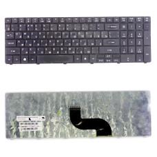 Клавиатура для ноутбука Acer Aspire 5536 5738 5739 5750 5551 5810 5810T 5410T 5820TG черная Б/У