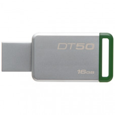 USB диск Kingston DT50/16GB 16Gb, USB 3.0, W=5Mb/s R=30Mb/s