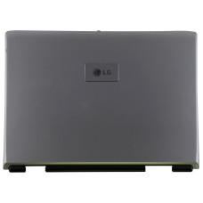Крышка матрицы 3110BM0161 для ноутбука Lg LGW6 серая, Б/У