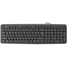 Клавиатура Defender Element HB-520 черная, USB