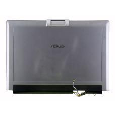 Крышка матрицы 13GNLF10P012-2A для ноутбука Asus F5RL черная, Веб-камера, Б/У