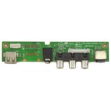Плата 473-01A4-57002G AV-Board для Rubin RB-32K101U, Б/У