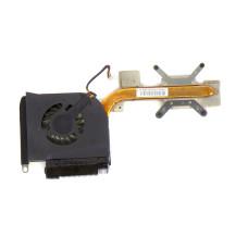 Вентилятор для ноутбука для HP Pavilion dv6500, dv6700, FCN3IAT1TATP, DFS531205M30T, 4pin, с радиатором, Б/У