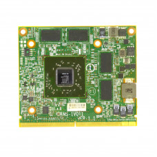 Видеокарта для ноутбука nVIDIA MXM, HD 5750, DDR3 1 Гб, Б/У