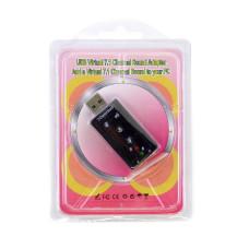 USB звуковая карта 7.1