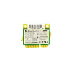 Беспроводной модуль W-iFi AzureWare AW-NE785H mini PCI-E 2.4 ГГц 150 Мбит/с для ноутбука DNS 0123317, Б/У
