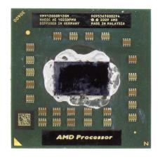 Процессор AMD V-Series V120 Socket S1 (S1g1) 2.2 ГГц, Б/У