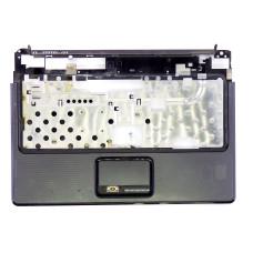 Верхняя часть корпуса 448620-001 для ноутбука HP Compaq Presario V3700 черная, Б/У, Есть дефекты