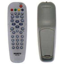 Пульт RM-120C для телевизора серый, износ 10%, Б/У