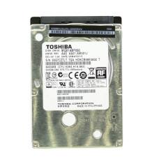 """HDD 2.5"""" Toshiba MQ01ABF050, 500 Гб, SATA-II 3Gbit/s, 5400 об/мин, 8 Мб, Б/У"""