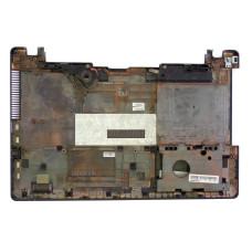 Нижняя часть корпуса 13NB00T1AP1502 для ноутбука ASUS X552C черная, Б/У