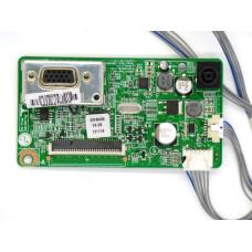 Материнская плата EAX64985204 REV:1.0 для монитора LG 22EA53S-P, 19EN33S-B, Б/У