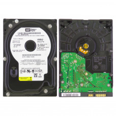 "HDD 3.5"" Western Digital WD800JD-00LSA0, 80 Гб, SATA-II 3Gbit/s, 7200 об/мин, 8 Мб, Б/У"